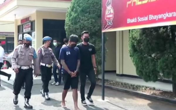 Begal Modus COD di Bandung Terbongkar, Polisi Tangkap Pelaku dan Sita Golok