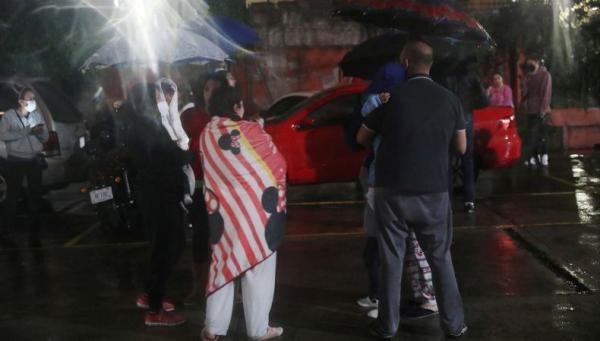 Gempa Magnitudo 7 di Meksiko, Bangunan Berguncang Picu Kepanikan Warga