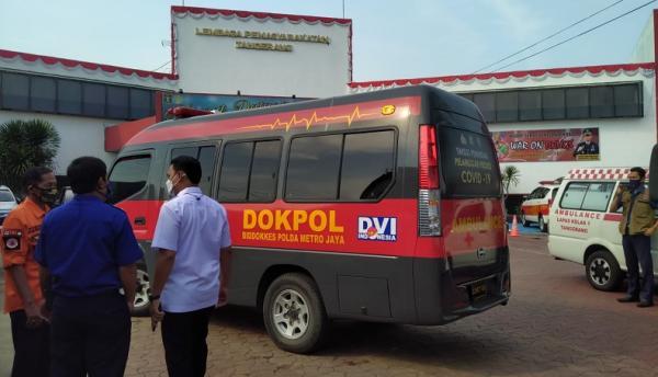 Polda Metro Jaya Umumkan Tersangka Baru Kasus Kebakaran Lapas Tangerang Besok