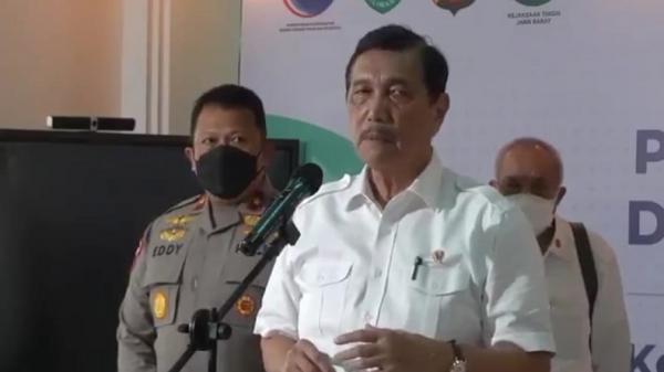 Breaking News, Tidak Ada Lagi Kabupaten Kota PPKM Level 4 di Jawa Bali