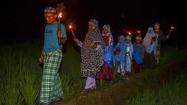 Program Magrib Mengaji Masyarakat Jawa Barat