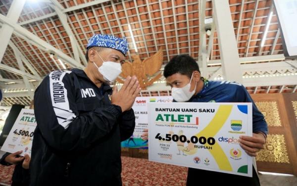 214 Atlet Bandung Berlaga di PON Papua, Wali Kota Oded:  Raih Mendali, Diberi Kadeuduh