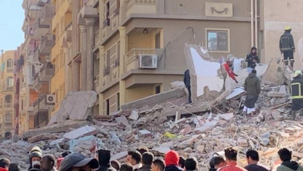 Gedung Apartemen Mendadak Runtuh, 3 Orang Tewas