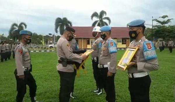 2 Anggota Polres Prabumulih Diberhentikan Tidak Hormat, Terlibat Narkoba dan Curas