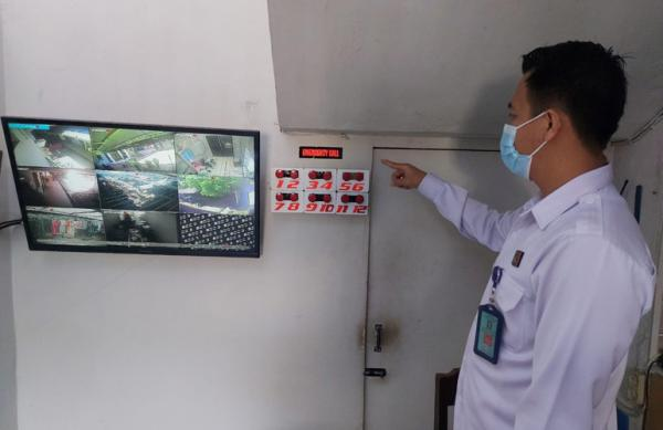 Kamar Warga Binaan Rutan Salatiga Dipasangi Alat Emergency Call, Ini Fungsinya