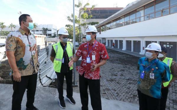 2.300 Pedagang Akan Dipindahkan ke Pasar Johar Semarang 24 September