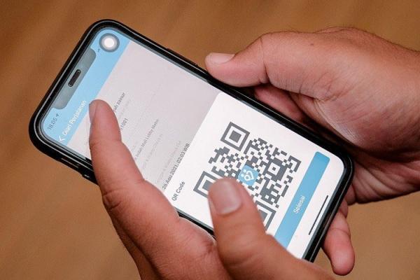 Mau Aman Masuk Mal atau Fasilitas Publik, Simak Arti Warna Barcode dari Aplikasi PeduliLindungi