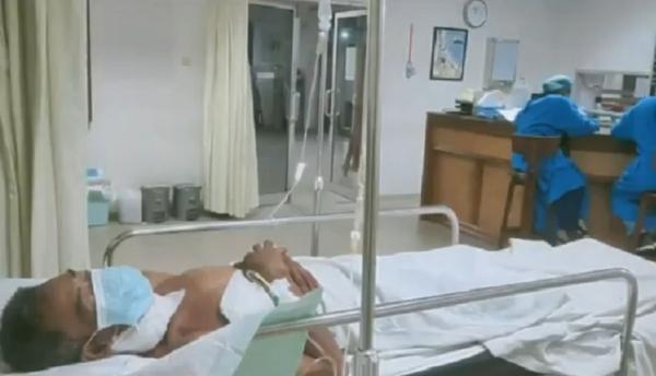 Pembacok Mantan Kapolsek di Kalbar hingga Tewas Sekarat di Rumah Sakit