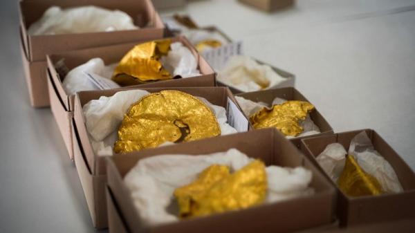 Harta Karun Ditemukan di Denmark, Berisi 1 Kilogram Emas dari Abad ke-6 Masehi