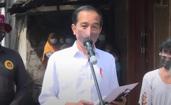Jokowi : Adaptasi Baru Kunci Penting Transisi dari Pandemi ke Endemi