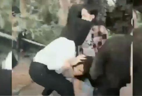 Video Viral Gadis di Bandarlampung Di-bully Teman-Temannya, Polisi Turun Tangan