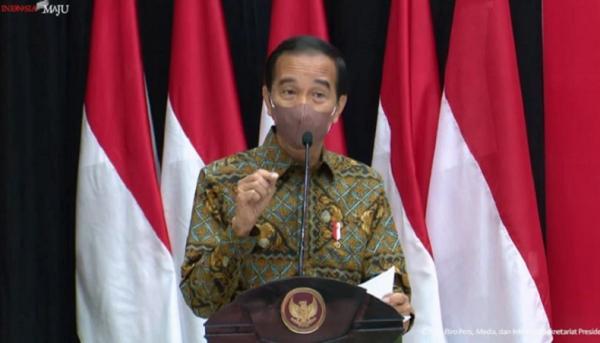Jokowi : Kita Harus Kuat Perangi Intoleransi hingga Terorisme