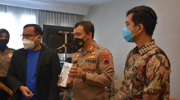 Kapolda Jateng Dukung Pelatihan UMKM Berbasis Digital Rintisan Akabri 96