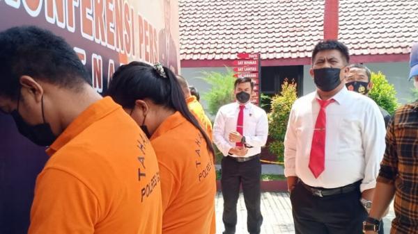 Pensiunan TNI Ditangkap, Diduga Jadi Pengedar Sabu Jaringan Lapas