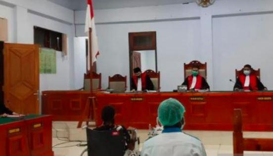 Anggota KKB Pembunuh 2 Polisi Meninggal Sebelum Disidang