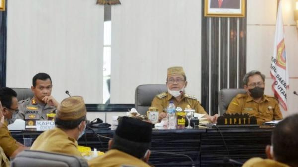 Vaksinasi Jadi Syarat Administrasi di Gorontalo Utara, Termasuk yang Mau Nikah