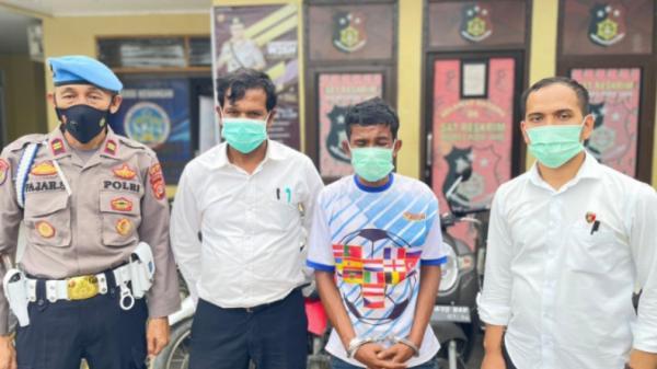 Curi 11 Motor, Pria di Pidie Jaya Pincang Ditembak Polisi