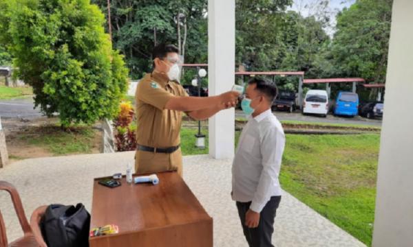 2 Peserta SKD CPNS Kayong Utara Positif Covid-19, Tes Dijadwal Ulang