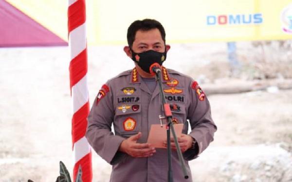 Kapolri Instruksikan Polda Tidak Reaktif Hadapi Aspirasi Warga saat Kunjungan Presiden