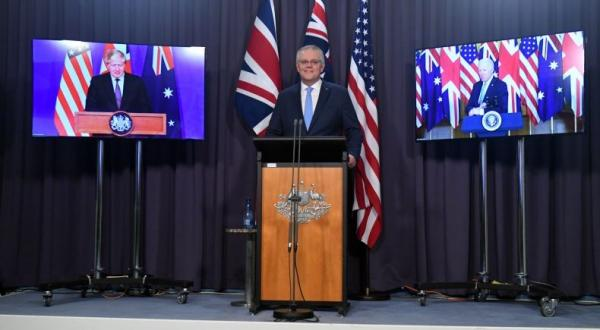 Korut Sebut Aliansi AS-Australia Bangun Kapal Selam Nuklir Bisa Picu Perlombaan Senjata