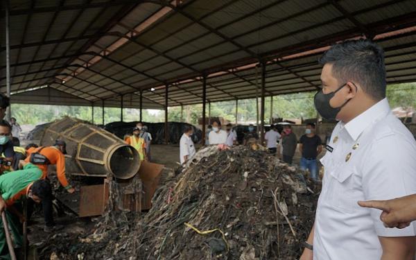 Soal Hitungan Profit Olah Sampah, Bobby Nasution: Kita Fokus Dulu Kebersihan