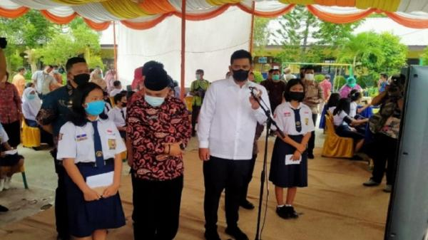 Bobby Nasution Sebut Stok Vaksin Covid-19 di Kota Medan 80.000 Dosis