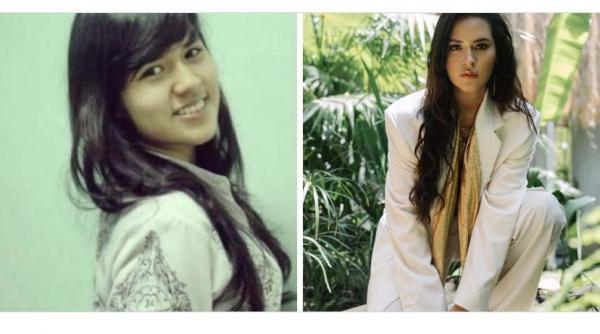 Raisa Pamer Foto Lawas saat Masih SMA, Netizen Iri: Cakep dari Bayi
