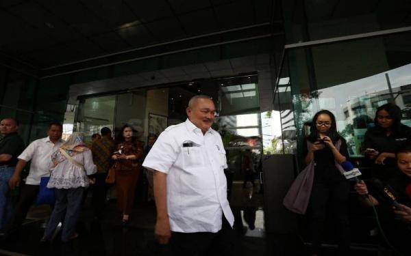 Alex Noerdin Kembali Jadi Tersangka untuk Kasus Korupsi Masjid Raya Sriwijaya