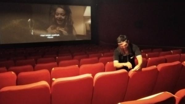 Pemkab Kudus Izinkan Bioskop Beroperasi, Kapasitas Penonton Dibatasi