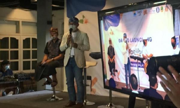 Luncurkan Program Beli Bali, Ridwan Kamil: Kami Sangat Cinta Bali