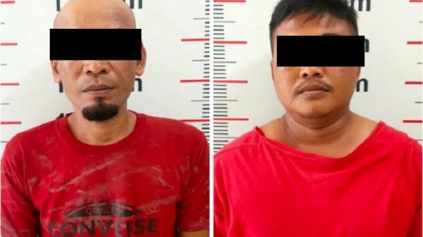 2 Pelaku Pencurian di SD Pintu Air Langkat Ditangkap Polisi