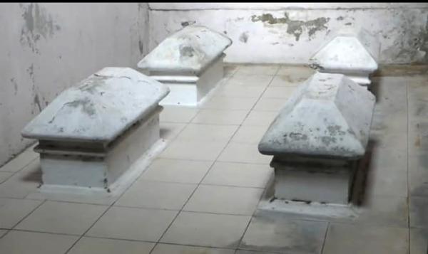 Makam Diduga Keturunan Raja Pura Mangkunegaran Berada di Rumah Warga Solo, Begini Ceritanya