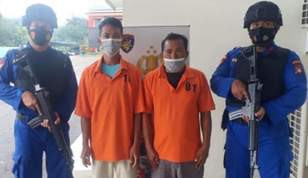 Polda Kepri Tangkap 2 Pelaku Pengiriman TKI Ilegal di Batam