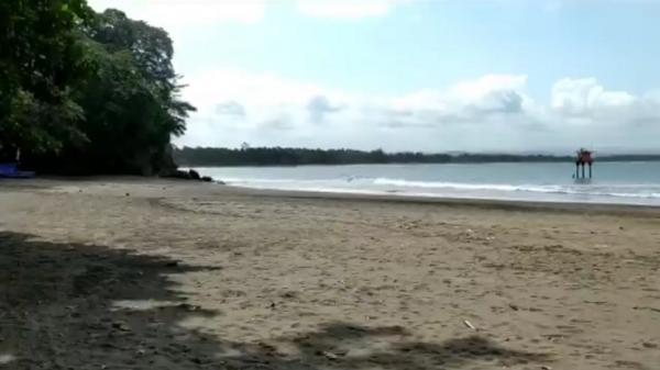 Pantai Batukaras dan Madasari Pangandaran Ditutup, Ini Penyebabnya