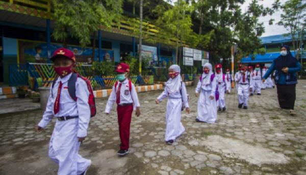 PTM di Banjarmasin Serentak Mulai 20 September 2021