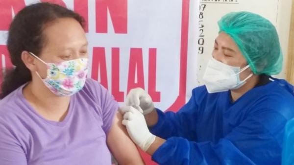 Vaksinasi Covid-19 di Sulut Capai 1.334.838 Dosis, Manado masih Terbanyak