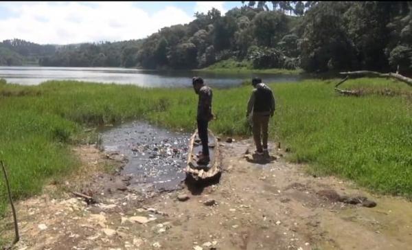 Misteri Ribuan Ikan di Telaga Ranjeng, Ada Lele Raksasa Kutukan Santri Durhaka pada Guru