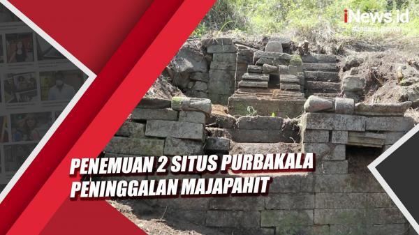 Video Tim Ekspedisi Ubaya Temukan 2 Situs Purbakala Peninggalan Majapahit di Gunung Penanggungan