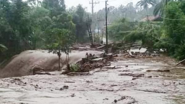 Banjir Bandang di Minahasa Tenggara, 1 Warga dan 4 Rumah Dilaporkan Hanyut