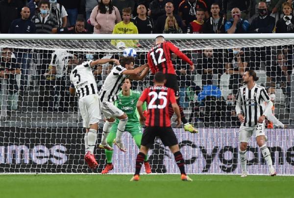 Juventus Vs AC Milan Tanpa Pemenang, Si Nyonya Tua Masuk Zona Degradasi