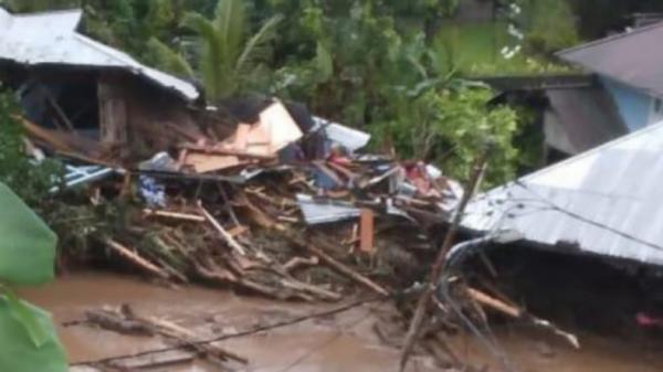 2 Kecamatan Banjir Parah, Pemkab Tetapkan Darurat Bencana di Minahasa Tenggara
