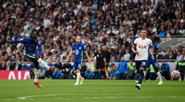 Permalukan Tottenham Hotspur, Chelsea Puncaki Klasemen Sementara Liga Inggris