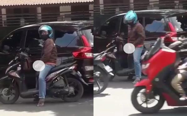 Viral, Pria di Bandung Masturbasi di Depan Sekolah Dasar, Ini Kata Polisi
