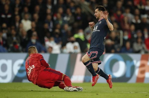 Absen Lagi di Liga Prancis, Lionel Messi Disimpan PSG Demi Hadapi Man City