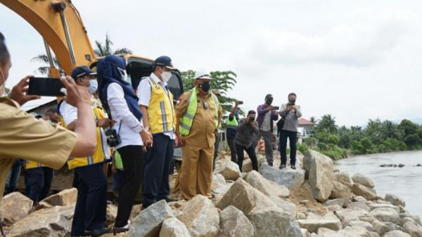 Warga Enggan Direlokasi, Penanganan Banjir di Kota Gorontalo Hadapi Kendala