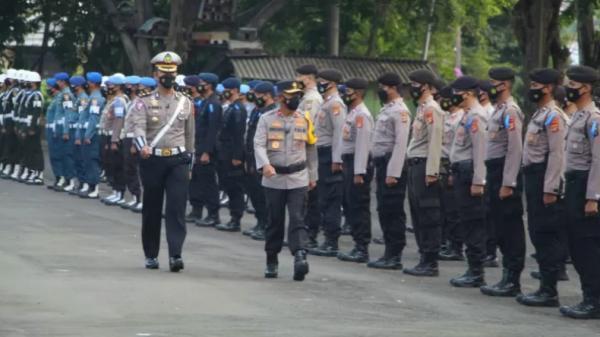 Polda Lampung Gelar Operasi Patuh Krakatau 2021, 558 Personel Diterjunkan