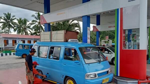 Pertamina Pastikan Distribusi BBM dan Elpiji Pascabanjir Bandang di Minahasa Tenggara Lancar