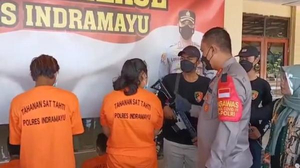 Habisi Anak Tiri, Ibu di Indramayu Bayar Pembunuh Rp70.000 dan 1 Botol Miras