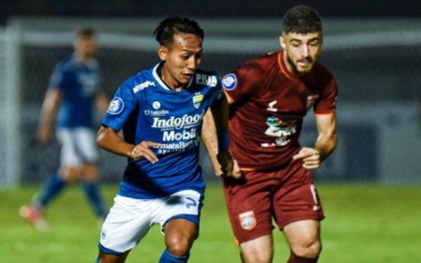 Ditahan Imbang Borneo FC, Pelatih Persib Bandung Sebut Timnya Bermasalah di Lini Serang