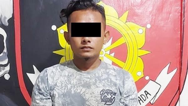 Pelaku Penikaman di Bitung Ditangkap Polisi usai Kabur 3 Hari ke Kotamobagu